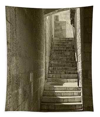 Ancient City Architecture No 1 Tapestry