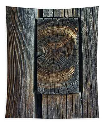 Ancient Mortise And Tenon Joint - Japan Tapestry
