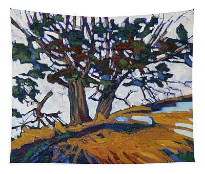Ancient Red Cedars Tapestry