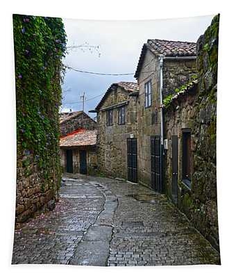Ancient Street In Tui Tapestry