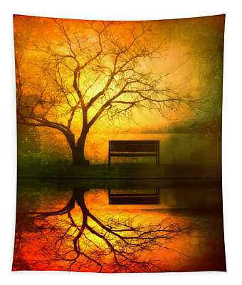 Reflection Wall Tapestries