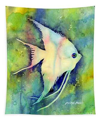Angelfish I Tapestry