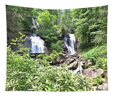 Anna Ruby Falls - Georgia - 1 Tapestry