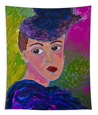 Annebel Lee Tapestry