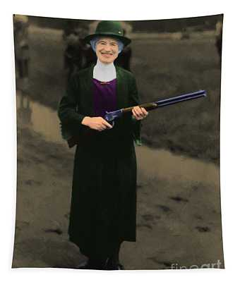 Annie Oakley 20130514 Tapestry