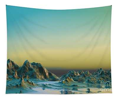 Ante Somnum - Surrealism Tapestry