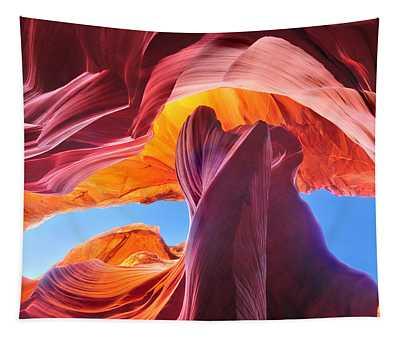Antelope Canyon II Tapestry