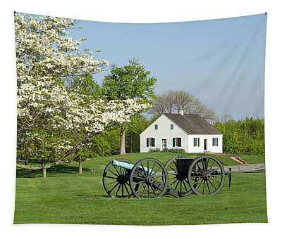 Antietam Battlefield Tapestry