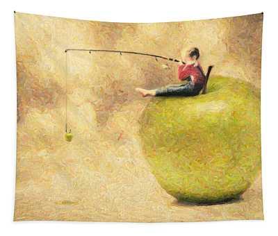 Apple Dream Tapestry