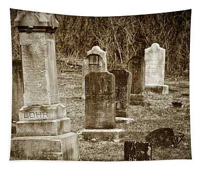 Apples Church Cemetery Tapestry