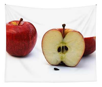 Apples Still Life Tapestry