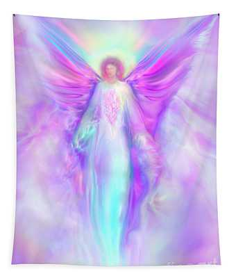 Archangel Raphael Tapestry