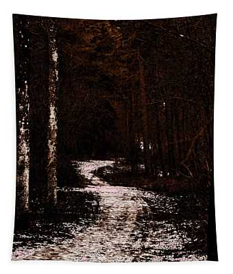Are There Any Trolls   Leif Sohlman Tapestry