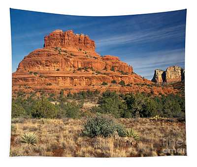 Arizona Sedona Bell Rock  Tapestry
