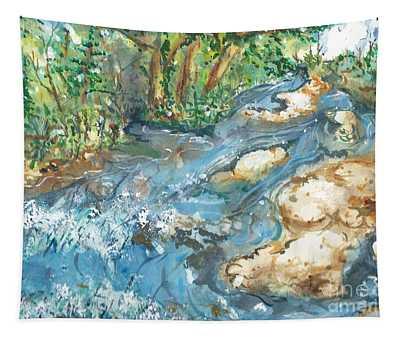 Arkansas Stream Tapestry
