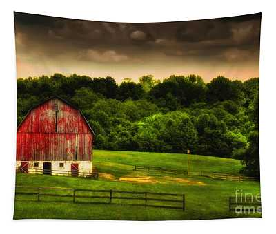 As Darkness Falls Tapestry