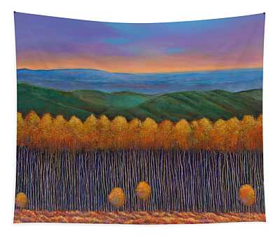 Aspen Perspective Tapestry