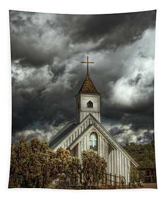 At Heaven's Door  Tapestry