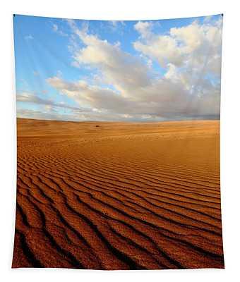 Atacama Desert Chile Tapestry