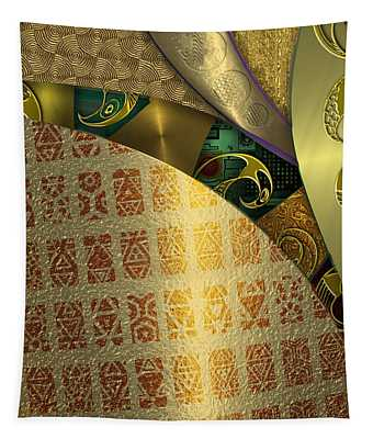 Auraglyphics Tapestry
