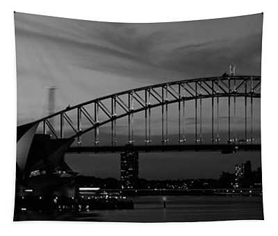 Australia, Sydney, Sunset Tapestry