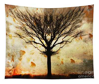 Autum Wind Tapestry