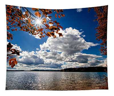 Autumn  Confidential  Tapestry