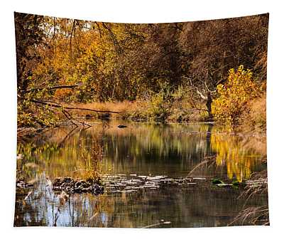 Autumn Day Tapestry
