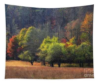 Autumn Field Tapestry