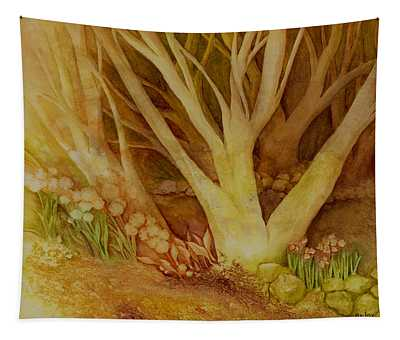 Autumn Forest Tapestry
