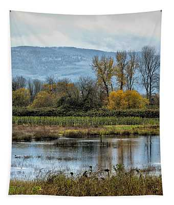 Autumn Haven Tapestry