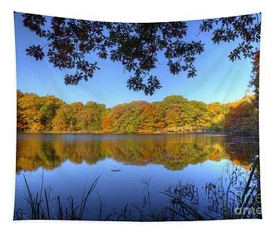 Autumn In Heaven Tapestry