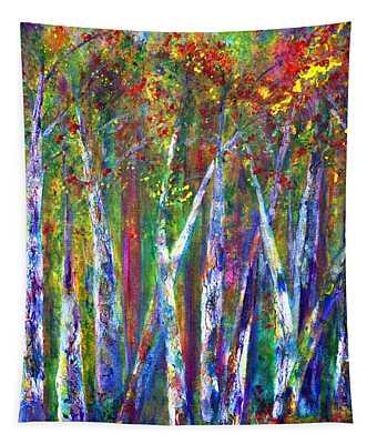 Autumn In Muskoka Tapestry