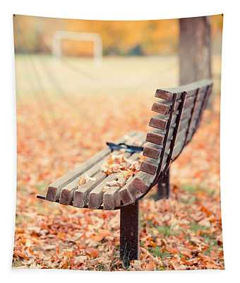 Autumn The Years Last Loveliest Smile Tapestry
