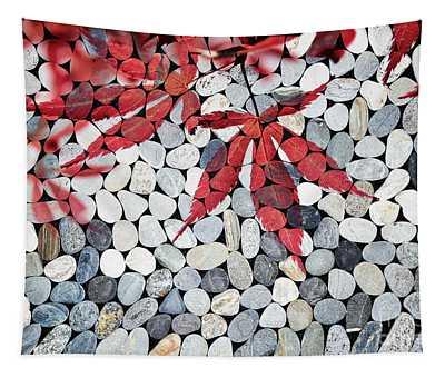 Autumnal Zen Tapestry