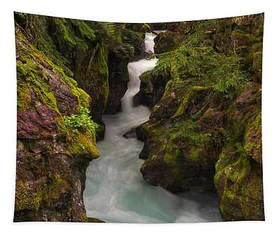 Avalanche Falls Tapestry