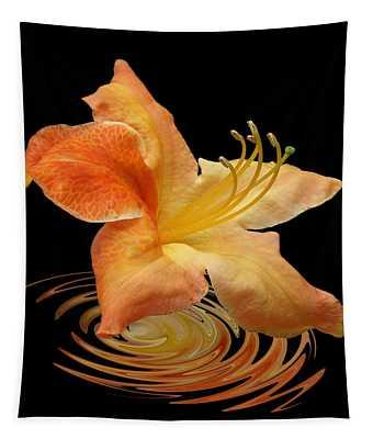 Azalea Ripples Tapestry