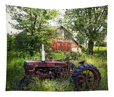 Back To Nature Tapestry