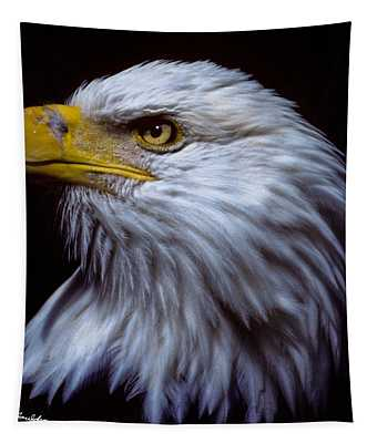 Bald Eagle Tapestry