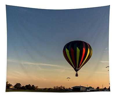 Balloon 8 Tapestry