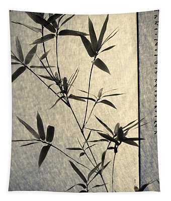 Bamboo Leaves Tapestry