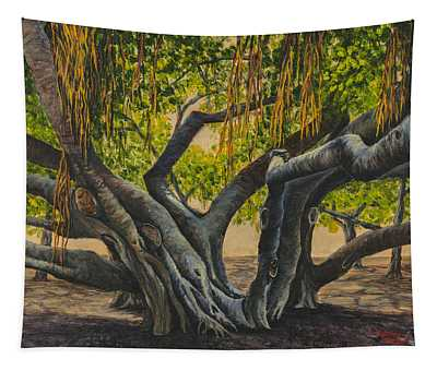 Banyan Tree Maui Tapestry