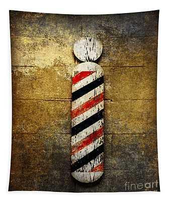 Barber Pole Tapestry