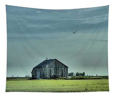 The Flight Home Tapestry