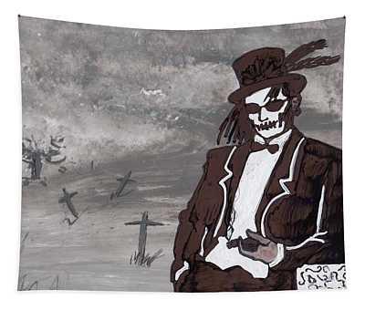 Baron Samedi Tapestry