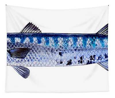 Barracuda Tapestry