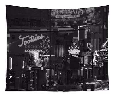 On Stage Photographs Wall Tapestries