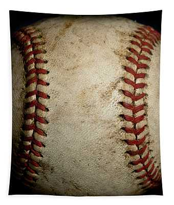 Baseball Seams Tapestry
