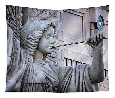 Bass Hall Angel Tapestry