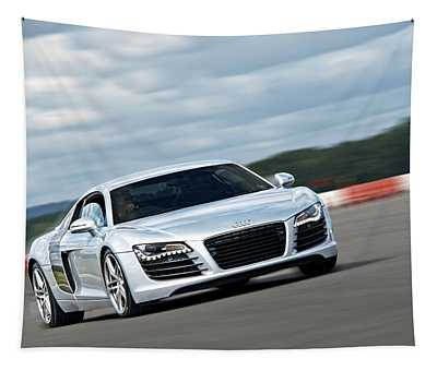 Bat Out Of Hell - Audi R8 Tapestry
